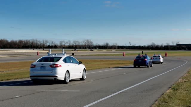News video: Ford Fusion Hybrid research vehicle
